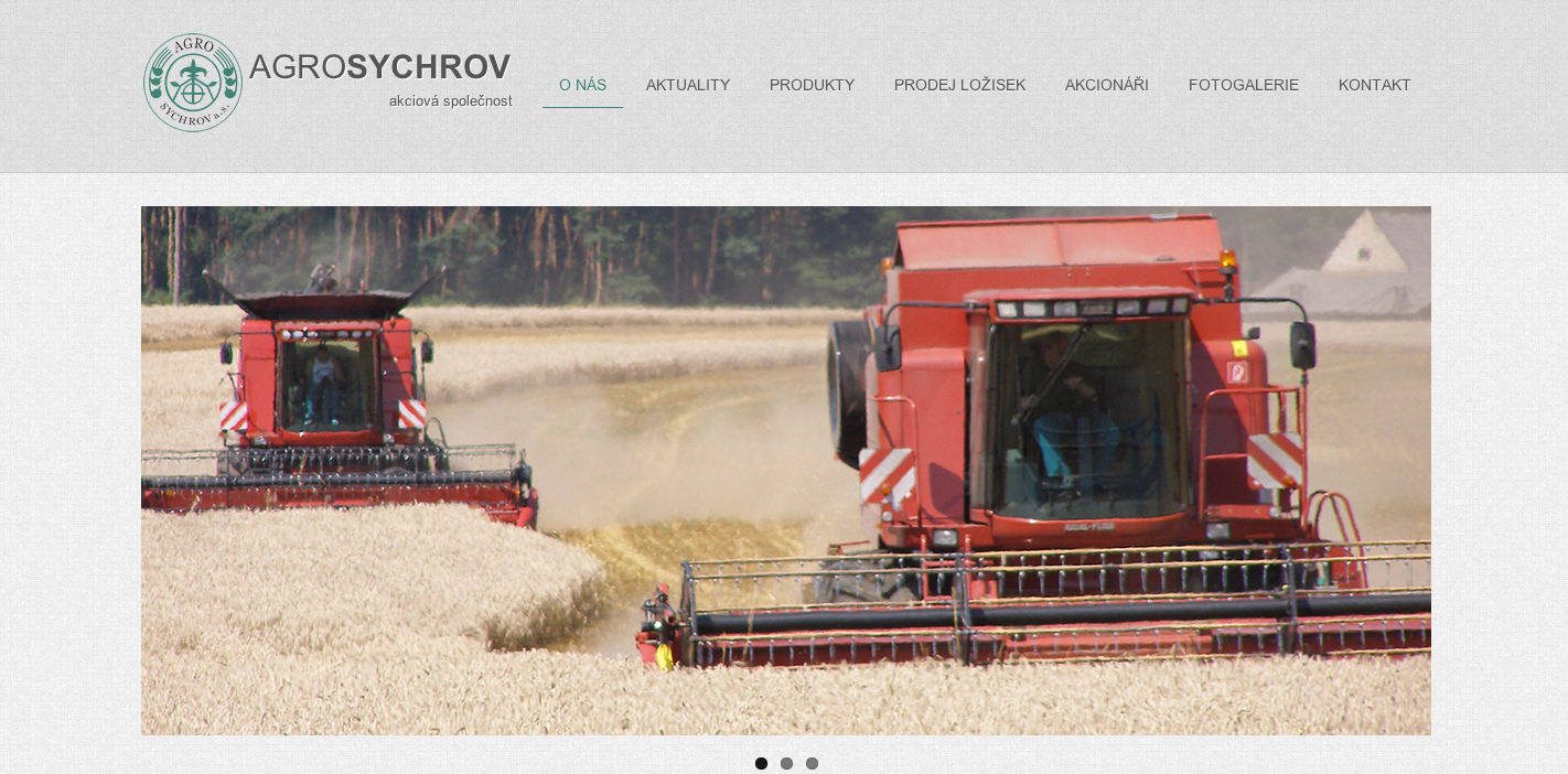 AGRO SYCHROV a.s.