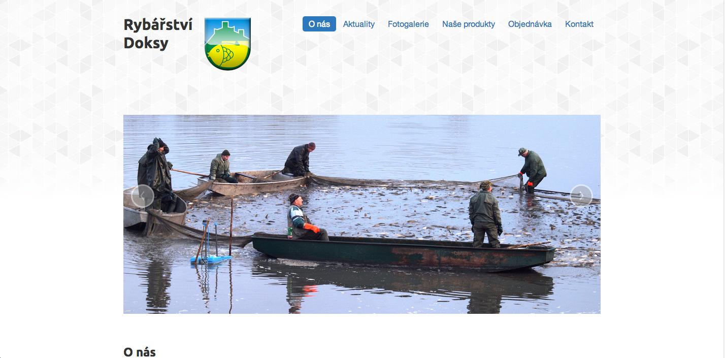 Rybářství Doksy